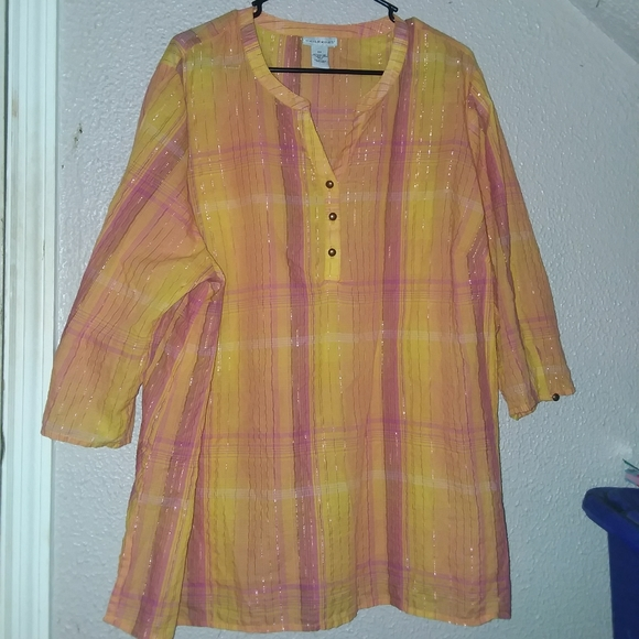 Tops - Catherine  Blouse